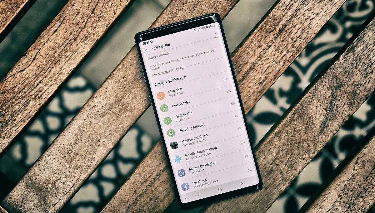 Những lý do khiến Note9 là lựa chọn thông minh nhất phân khúc cao cấp hình 5